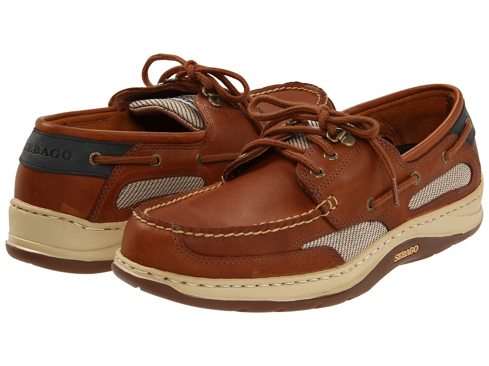 Sebago Clovehitch II Ambergold Mens Lace up casual Shoes
