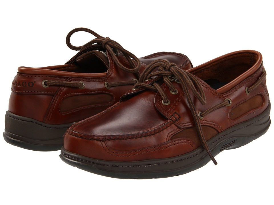 Sebago Clovehitch II (Medium Brown) Men