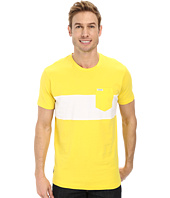 U.S. POLO ASSN. - Wide Chest Stripe Pocket Crew Neck T-Shirt