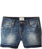 Hudson Kids - Denim Shorts in Booty Blue (Big Kids)