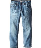 Hudson Kids - Parker Straight Leg Jeans in Depth Charge (Little Kids/Big Kids)