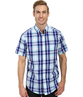 U.S. POLO ASSN. - Short Sleeve Plaid Sport Shirt
