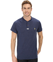 U.S. POLO ASSN. - Slub Short Sleeve Henley