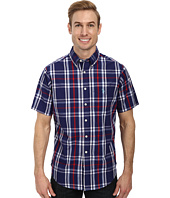 U.S. POLO ASSN. - Plaid Single Pocket Sport Shirt