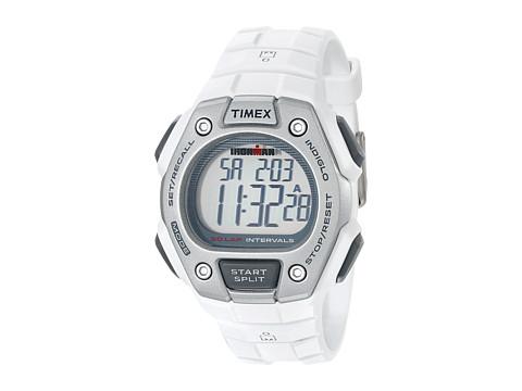 Timex Ironman® Classic 50 - White/Silver-Tone