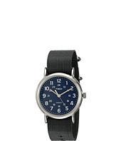 Timex - Weekender Slip-Thru Ripstop Nylon Strap Watch