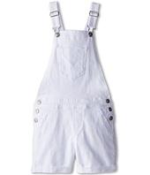 Hudson Kids - Roll Hem Shortall in White (Big Kids)