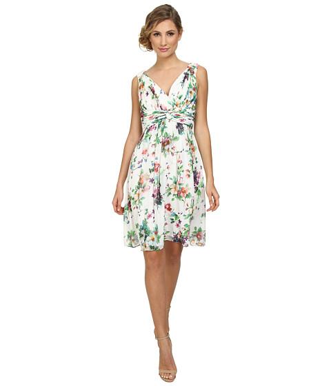 Donna Morgan - Jessie Chiffon in Garden Floral (Garden Floral) Women's Dress