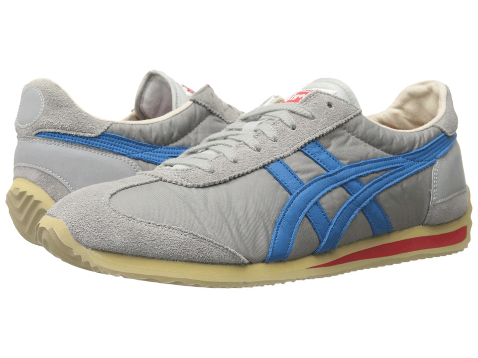 Onitsuka Tiger by Asics California 78 Vintage Soft Grey/Blue Aster Classic Shoes