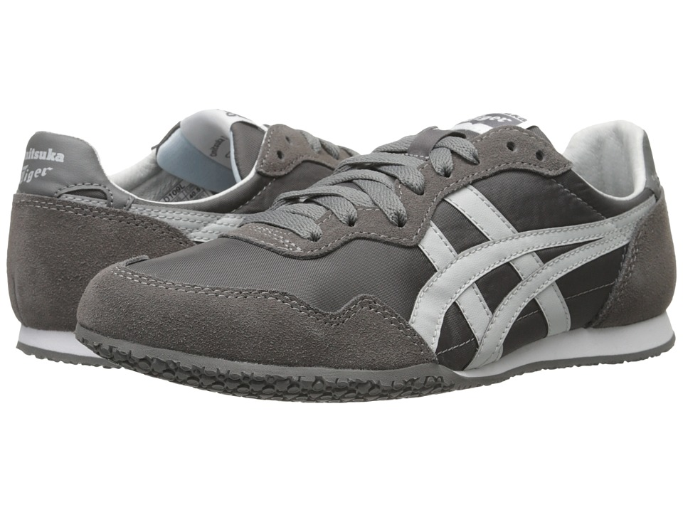 Onitsuka Tiger by Asics Serranotm (Grey/Soft Grey) Classic Shoes
