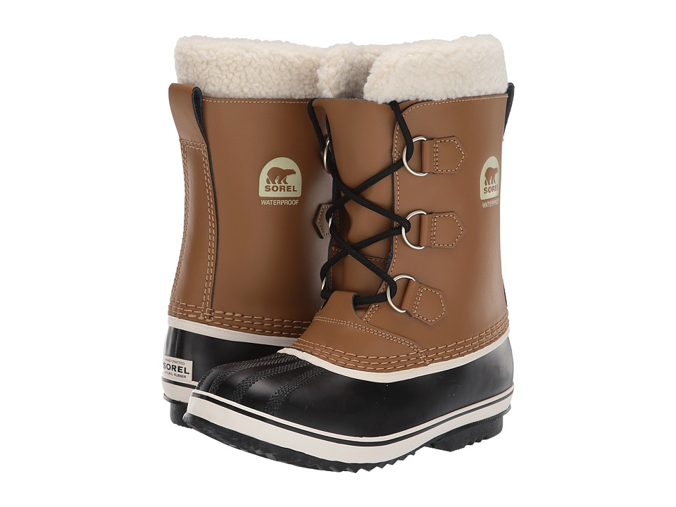 SOREL Kids Yoot Pac TP Little Kid/Big Kid Mesquite Kids Shoes