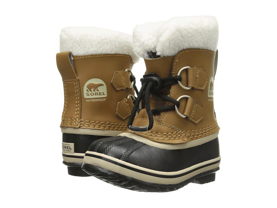 SOREL Kids Yoot Pac TP Toddler/Little Kid Mesquite Kids Shoes