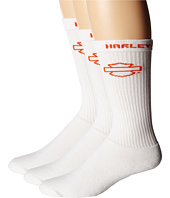 Harley-Davidson - Comfort Cotton Sock 3 Pack