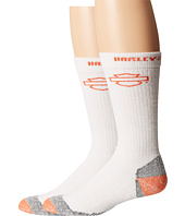 Harley-Davidson - Reinforced Cotton Sock 2 Pack