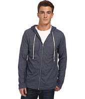 Alternative - Mock Twist Zip Hoodie