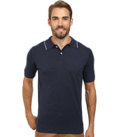Agave Denim - Baja Malibu Short Sleeve Polo Fine Gauge