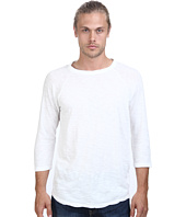 Alternative - Washed Out Slub Baseball Tee