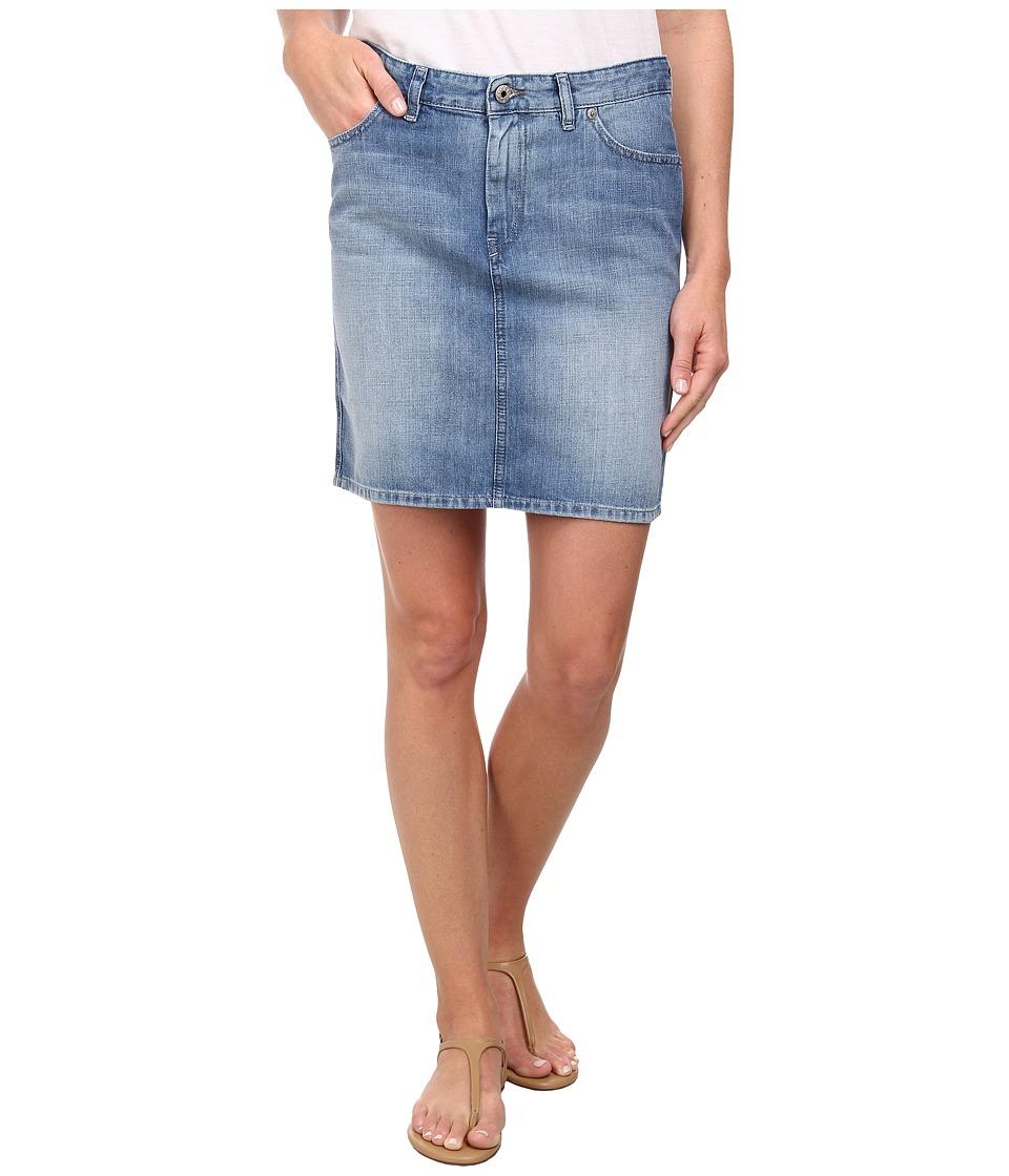 Diesel De Modung Skirt Denim Womens Skirt