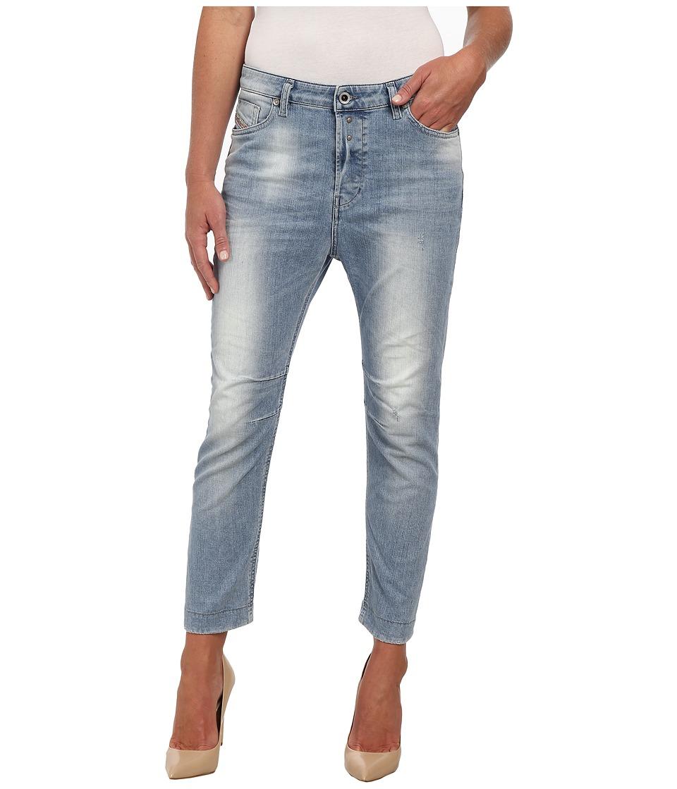 Diesel Eazee Boyfriend 839G Denim Womens Jeans