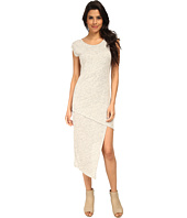 Alternative - Linen Asymmetrical Midi Dress