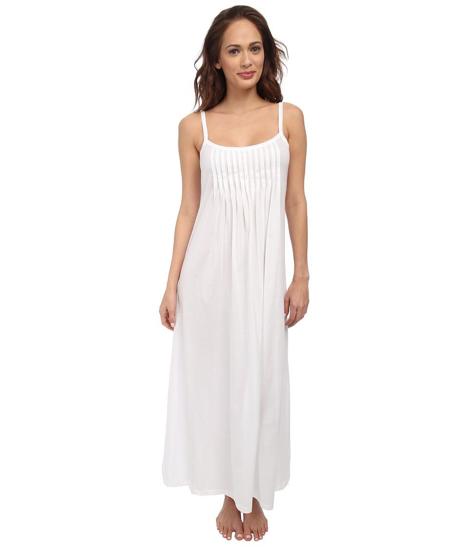 Hanro - Juliet Chemise 7748 (White) Womens Pajama