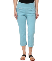 Jag Jeans Petite - Petite Caley Pull-On Crop Classic Fit in Surf