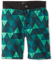 Appaman Kids - Riis Swim Trunks with Triangles (Toddler/Little Kids/Big Kids)