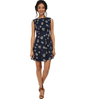 French Connection - Eddy Floral Cotton Dress 71DJI