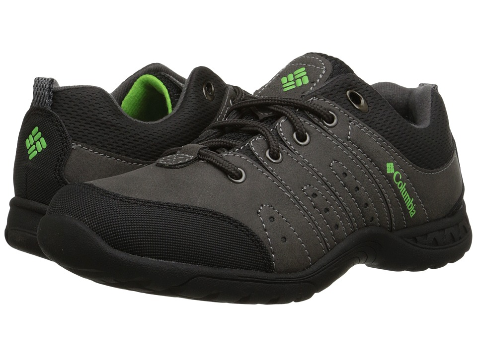 Columbia Kids Adventurer Little Kid/Big Kid Graphite Boys Shoes