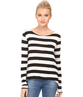 French Connection - Horizon Stripe Top 76DAT