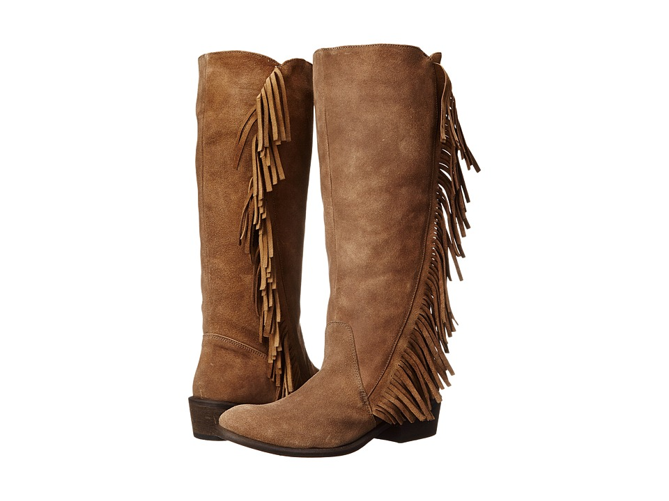 Roper - On The Fringe (Light Beige) Cowboy Boots
