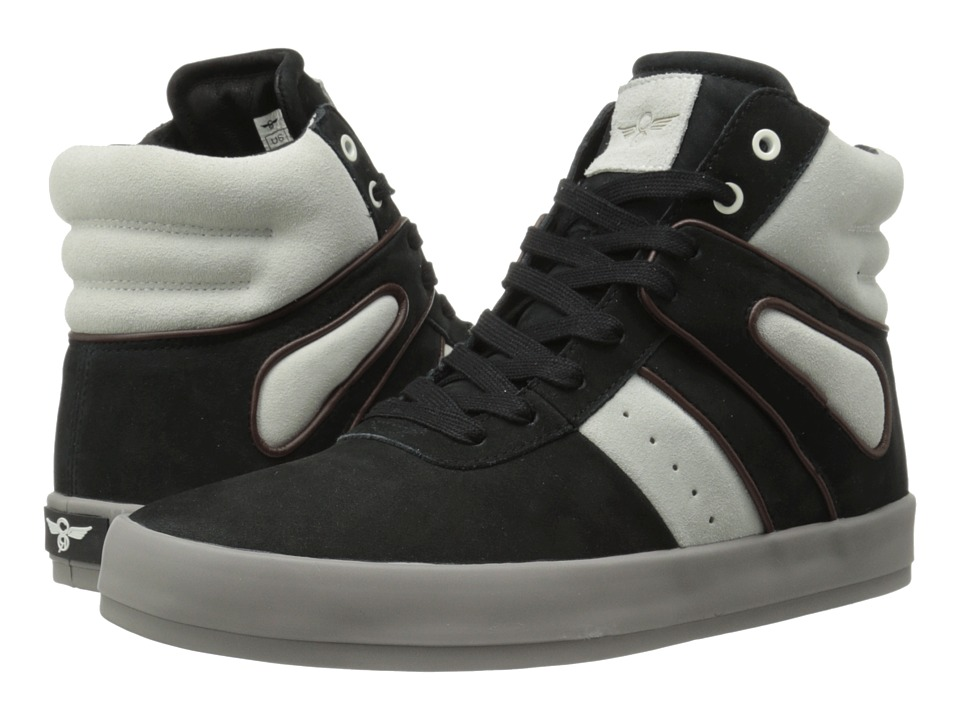 Creative Recreation - Moretti (Black/Marshmallow) Mens Lace up casual Shoes