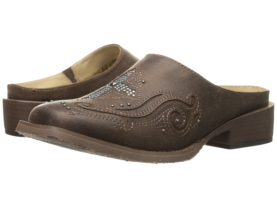 Roper Mule Cross (Brown) Women