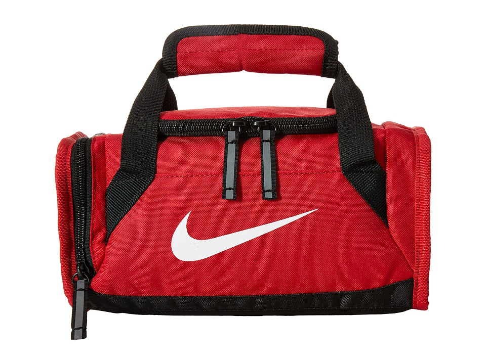 Nike Kids - Lunch Bag (Gym Red) Duffel Bags