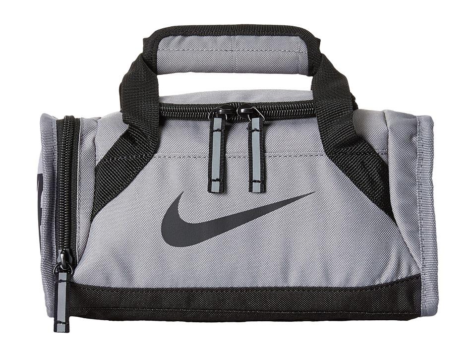 Nike Kids - Lunch Bag (Cool Grey) Duffel Bags