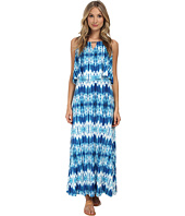 Calvin Klein - Print Double Layer Maxi