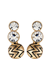 Sam Edelman - Stone Ear Crawler Earrings