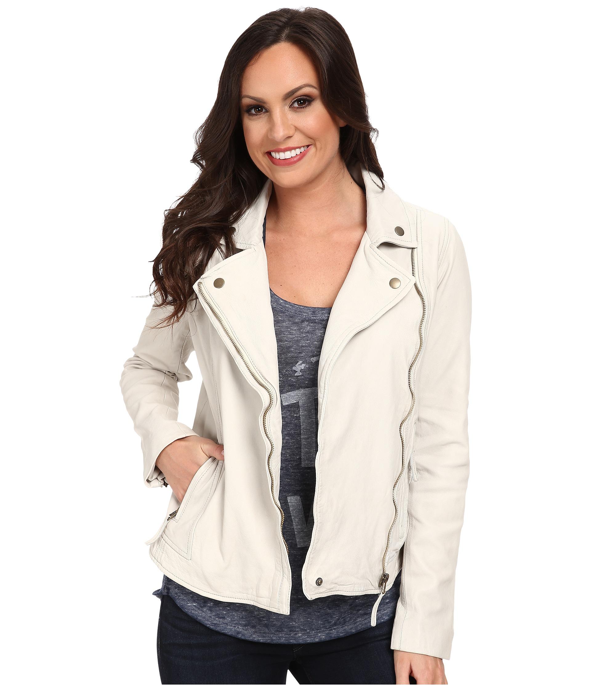 Lucky Brand Bonneville Leather Jacket. Men s Leather Jacket. Moto