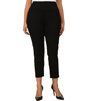 Lysse - Plus Size Twill Cigarette Pants