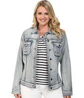 KUT from the Kloth - Plus Size Amelia Denim Jacket