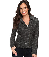 Lucky Brand - Textured Sweater Jacket