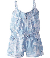 Appaman Kids - Hawaiian Print Romper with Elastic Straps (Toddler/Little Kids/Big Kids)