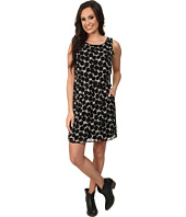 Lucky Brand - Exploded Polka Dot Dress