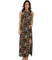 Lucky Brand - Batik Dot Diamonds Dress