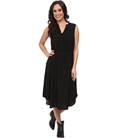 Lucky Brand - Jaquard Midi Dress