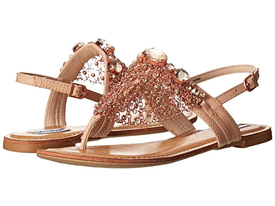 Not Rated Drop of Water (Rose Gold) Women's Sandals