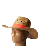Vince Camuto - Diamond Wide Brim w/ Grosgrain Trim