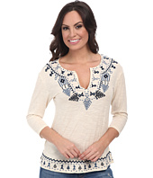 Lucky Brand - Ethnic Border Top