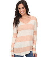 Lucky Brand - Wide Stripe Top