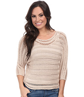 Lucky Brand - Open Stitch Pullover